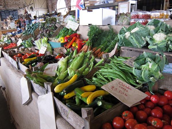 Even more produce