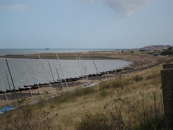 Looking towards Herne Bay