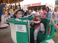 Teacups will be just the right speed