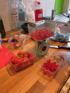 Pudding preparations