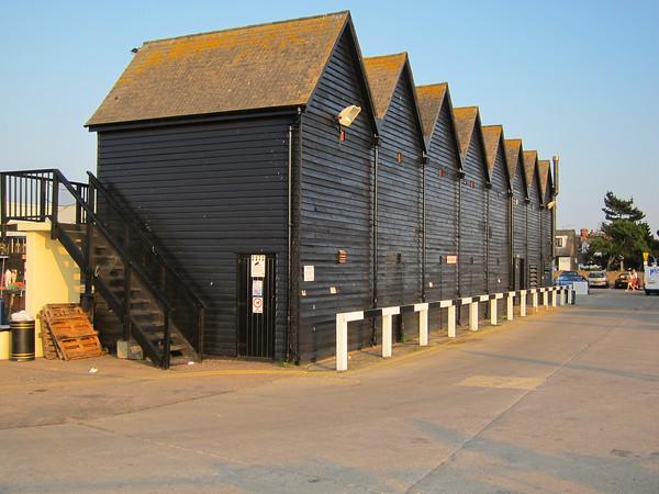More huts