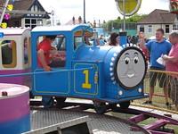 He missed Thomas too...