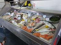 A stop at the fish market