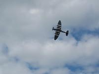 Hangar 11's Spitfire makes an appearance