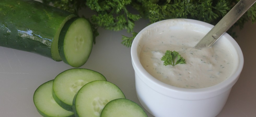 cashew ranch dressing