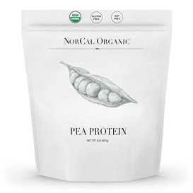 normal organic pea protein powder
