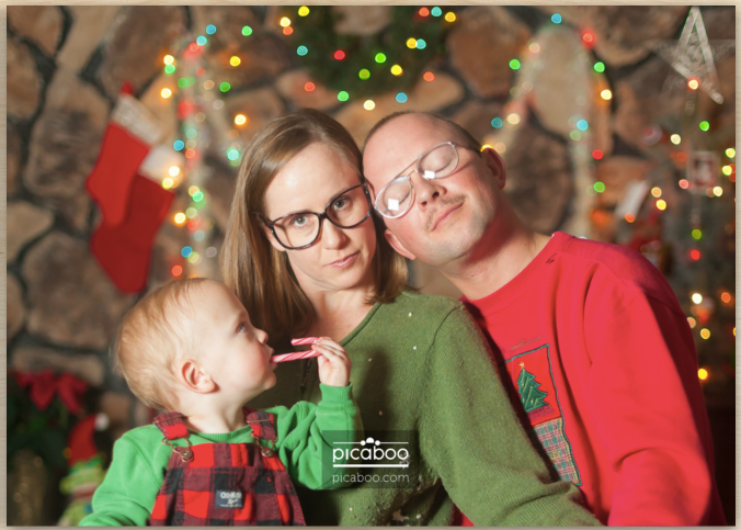 How To Make A Tacky Family Christmas Card Bloomington