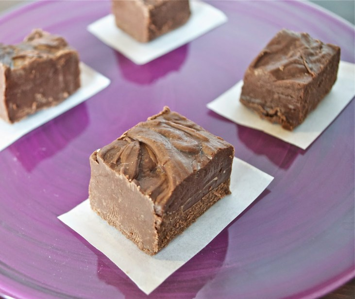 The Easiest Chocolate Fudge Ever