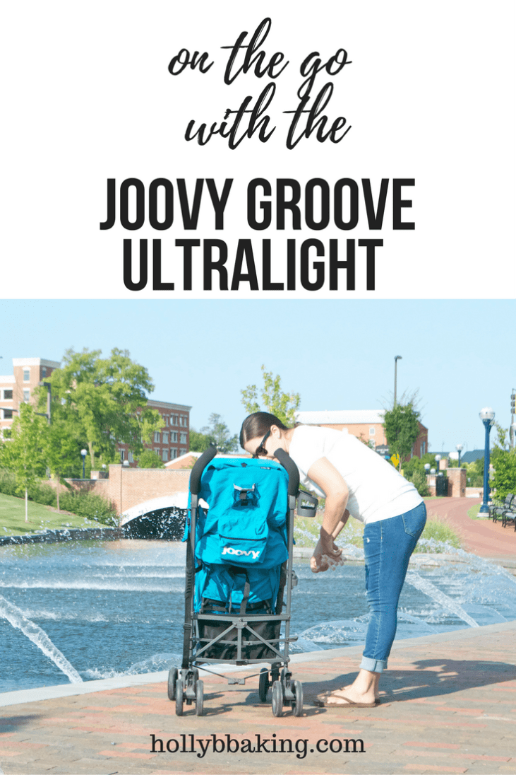 Outings Made Easy with Joovy Groove Ultralight Stroller