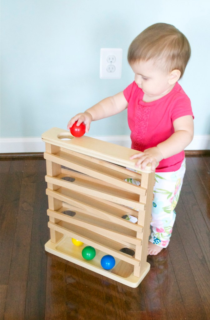 Montessori Toys for Baby and Toddler