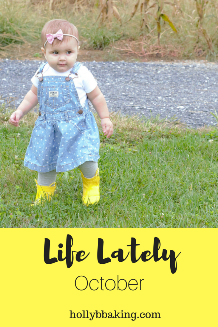 Life Lately: October 2017