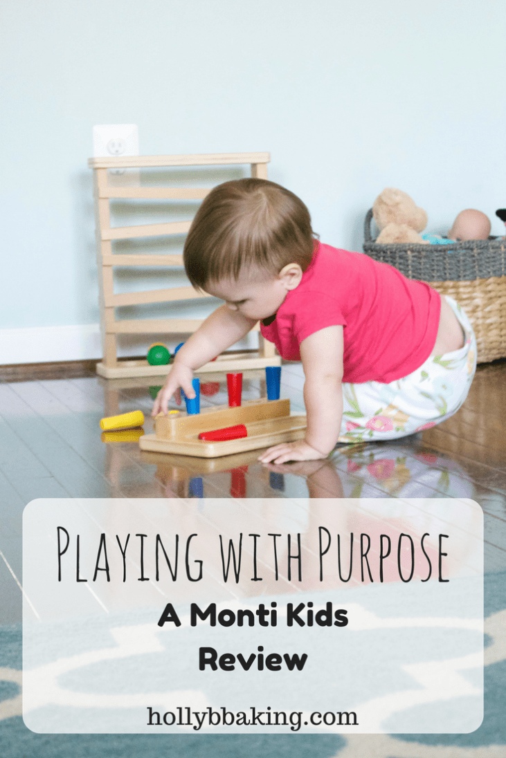 Teaching Them to Play with Purpose: Monti Kids