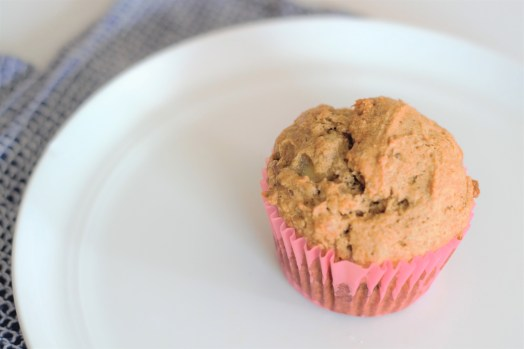 Clean Eating Banana Bread Muffins