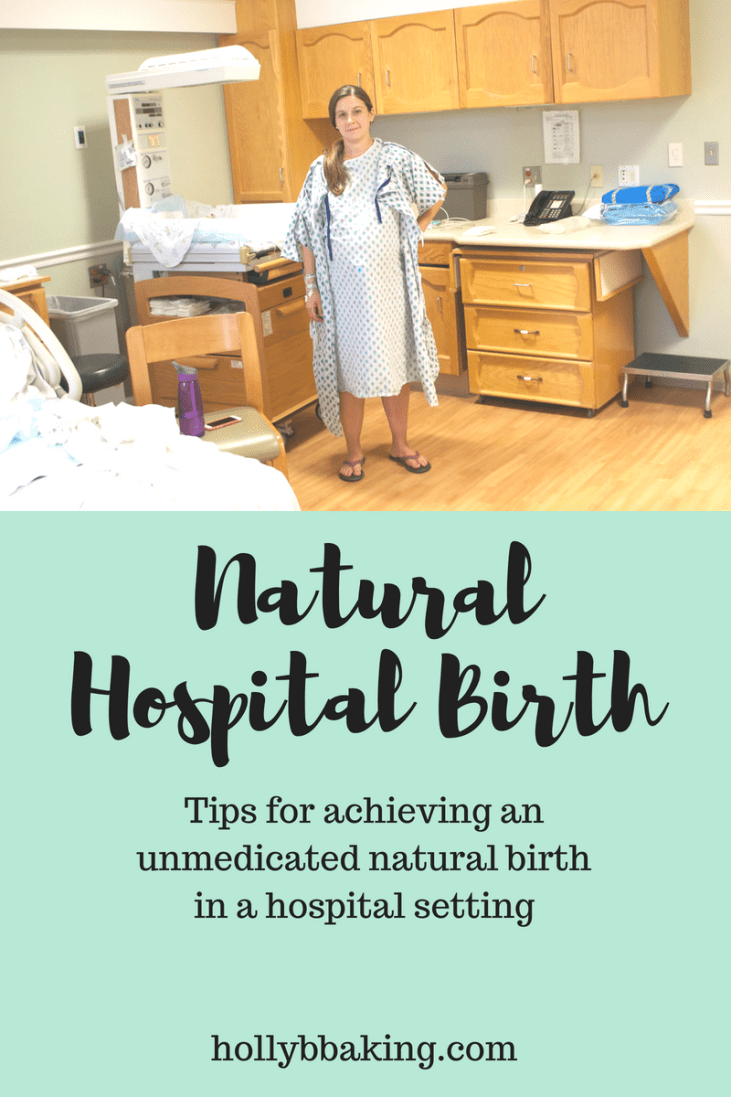 Tips for Having a Natural Hospital Birth