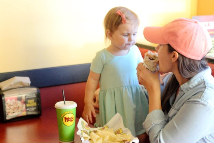 Moe's is for All: Kids love Moe's too
