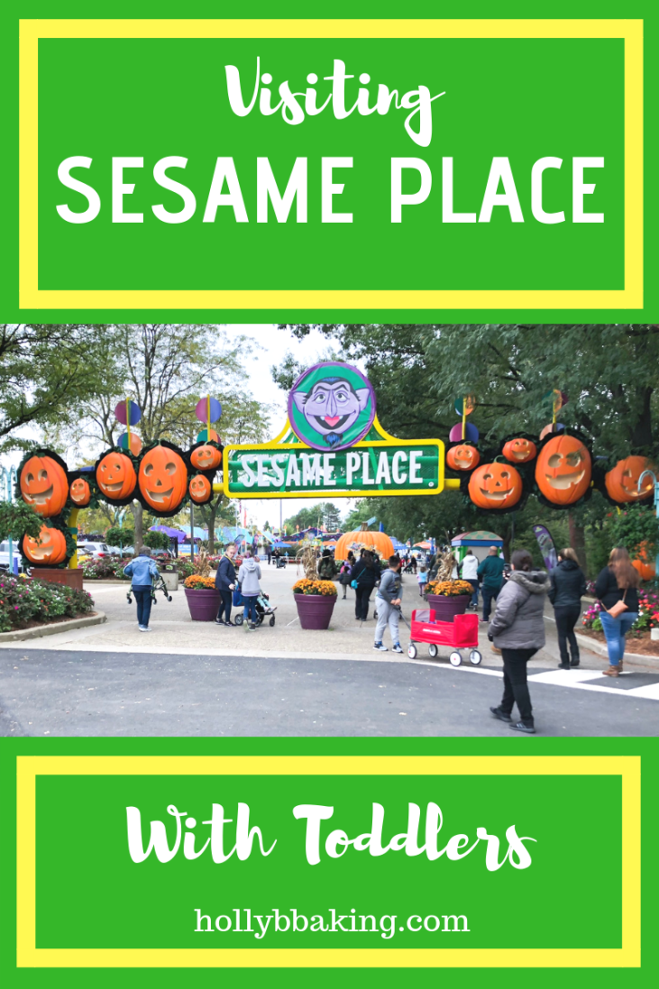 Tips for Visiting Sesame Place with a Toddler