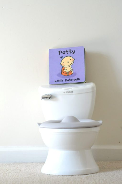 Potty Training tips for stubborn toddlers