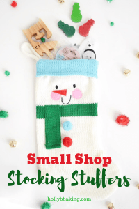 Mama Made stocking stuffers - support small shops
