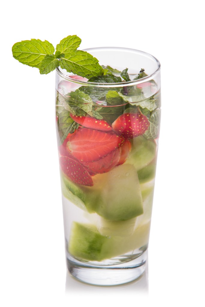 Summer pregnancy mocktail recipe