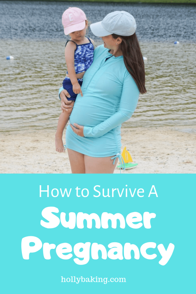 summer pregnancy tips and tricks how to survive a summer pregnancy