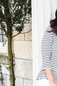 My Thoughts on Having a Cat // Nautical Outfit Details