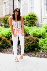 Flattering and Budget Friendly Summer Tanks