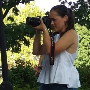 Sophie Macaluso at Year of the Woman Photo Shoot