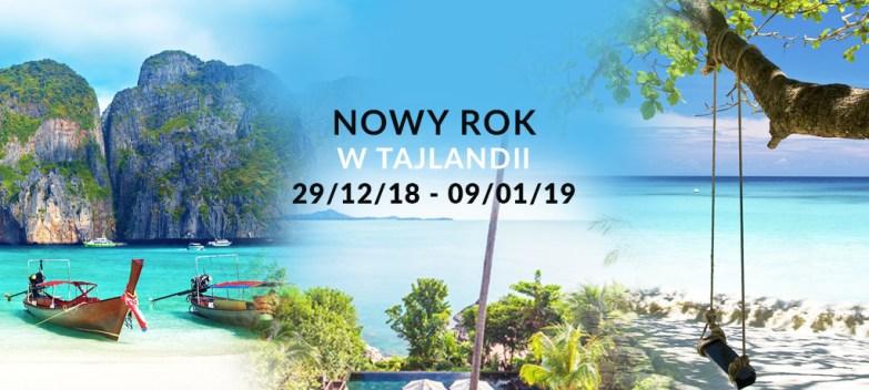 Sylwester Tajlandia (Bangkok + Koh Samui) 29.12.2018 – 09.01.2019