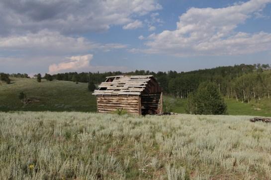 I like old things - cool barn