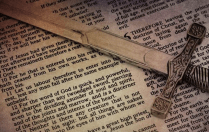 Sword, Bible, Word, Dream, Cancer, Scripture, Healing, Believing for a Miracle