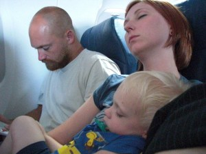 Traveling with children......