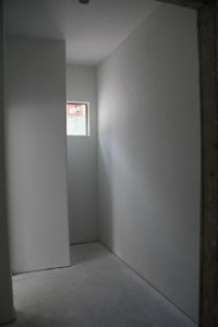 This is part of the master closet - I am working on the layout for the drawers/hanging bars/shelves for this room
