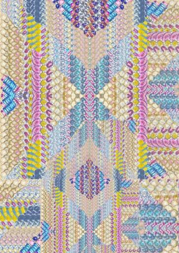Bead stripes