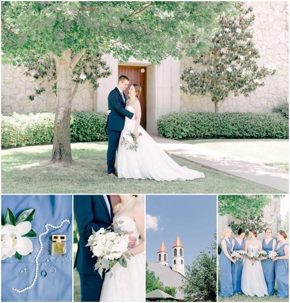 Fresh Spring Wedding In Fort Worth Texas Stephen Meagan