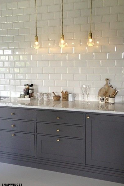 Kitchen Tiles Inspiration The House Project Holly Goes