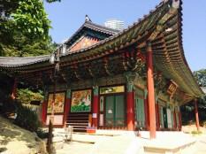 Bongenusa Temple