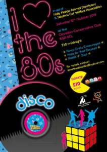 80's Night and Disco 2019 @ Clevedon Conservative Club | England | United Kingdom