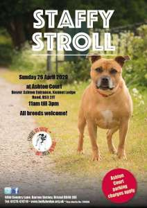 Staffy Stroll 2020 @ CANCELLED | Long Ashton | England | United Kingdom