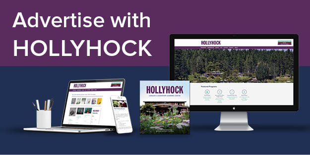 Advertise with Hollyhock