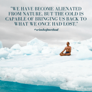 wim hof method arctic meditation