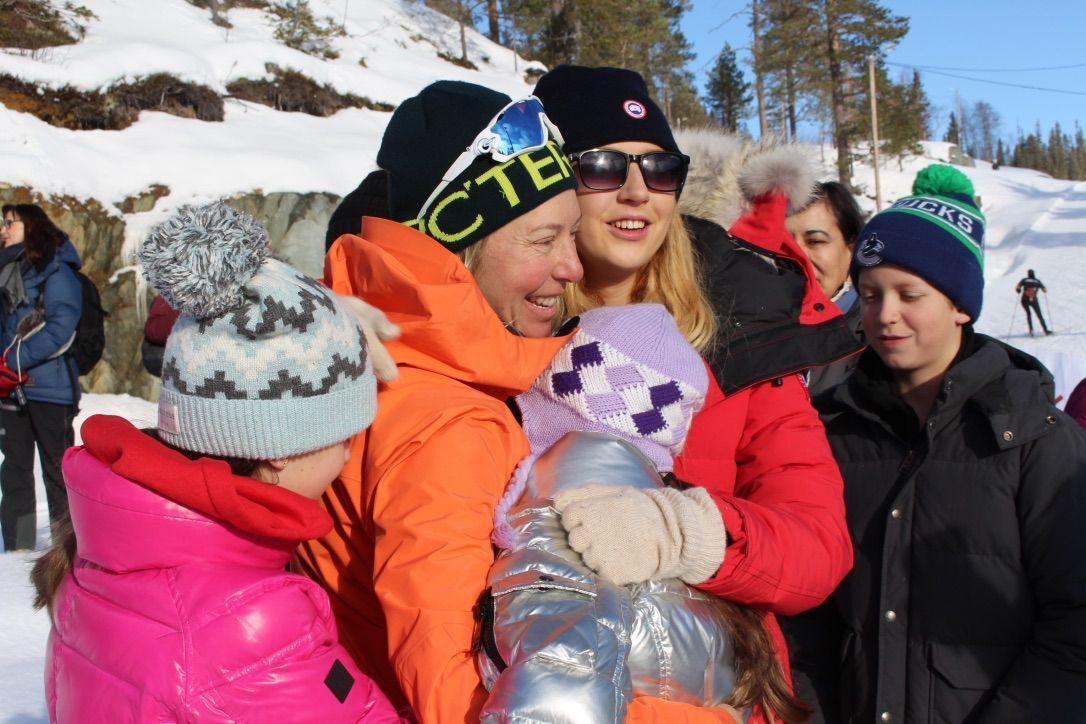 Former St. Helenan treks across Norway, raises $1.07 million for PKU awareness