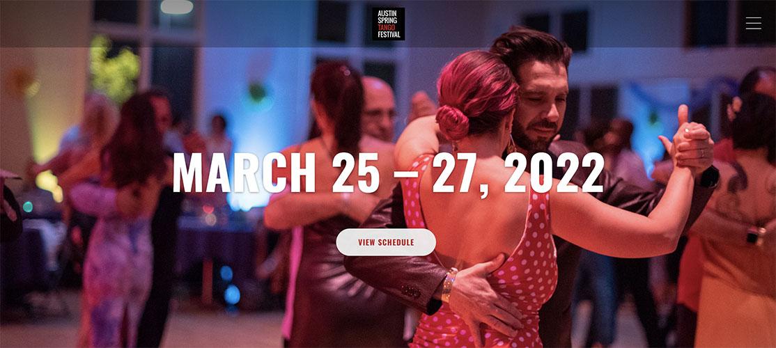 Austin Spring Tango Festival Homepage