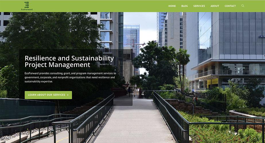 EcoForward Website