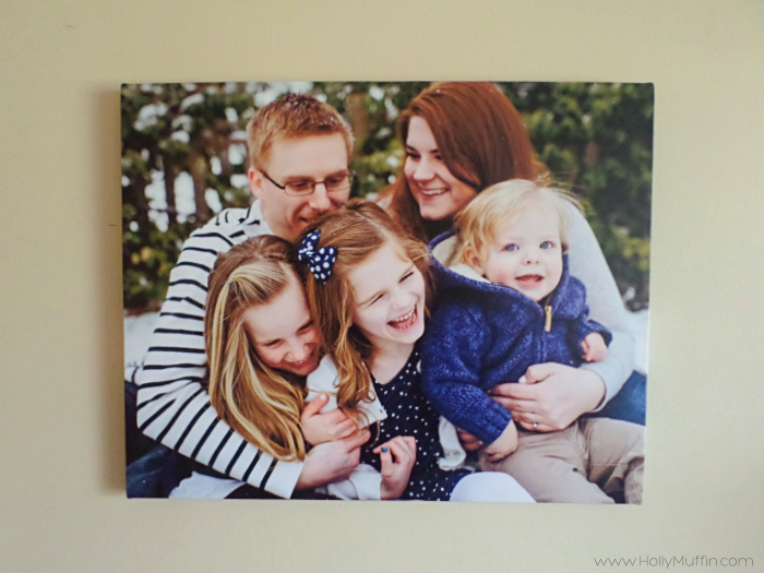 Affordable photo gifts with canvaschamp.ca (+ a giveaway!)