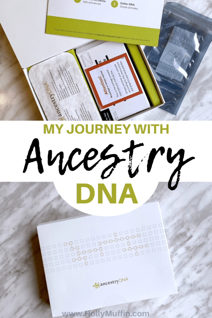 My journey with Ancestry DNA
