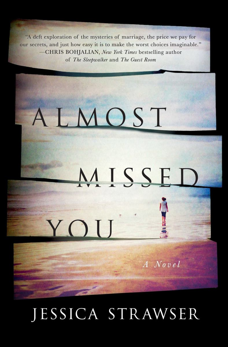 Q & A with Jessica Strawser author of ALMOST MISSED YOU (published in Brain, Child Mag)