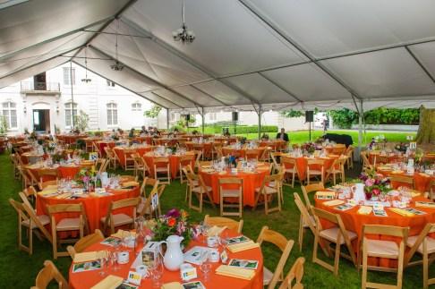 The Bloedel Reserve Garden Party