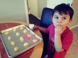 Cozinhando com crianças |  Holly's Bird Nest 7