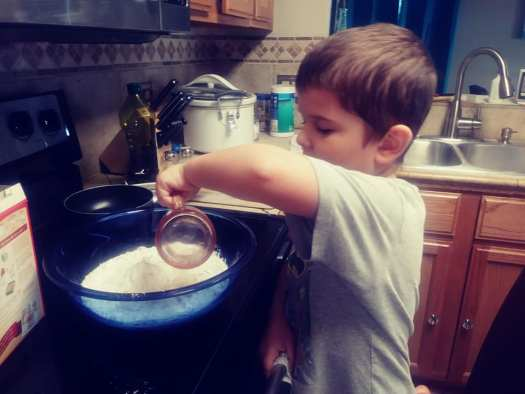 Cozinhando com crianças |  Holly's Bird Nest 2