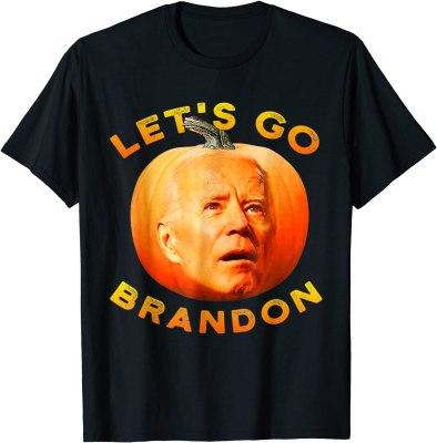 Lets Go Brandon Let's Go Brandon Halloween Anti Joe Biden T-Shirt
